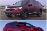 2017 Toyota RAV4 vs 2017 Honda CR-V: Which you should buy? | TV Car