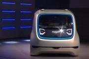 Geneva Motor Show 2017: Volkswagen Introduces 'Sedric' Driverless Pod Concept