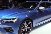 2018 Volvo V90: The World's Most Elegant Wagon is Coming to the United States!