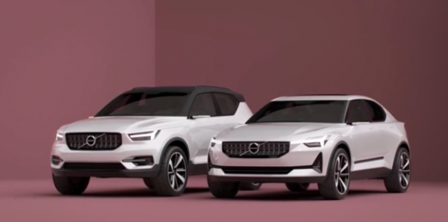 Volvo Concept 40.1 and 40.2 - WOOOW !!!