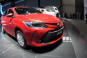 2017 Toyota Vios; Ample Size Sedan Offers Great Performance, Better Fuel Economy