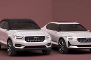 The Volvo Concept 40.1 and 40.2