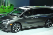 Honda Offers Stunning Minivan This Spring, 2018 Honda Odyssey; Features Excellent Specs, Reasonable Pricing