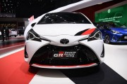 2018 Toyota Yaris and Yaris GRMN First Look - 2017 Geneva Motor Show