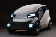 2017 Honda NeuV | Exterior + Interior Design