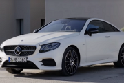 2018 Mercedes E-Class - Perfect Coupe!!