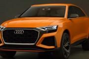 Audi Q8 sport concept (2017) Features, Interior, Exterior