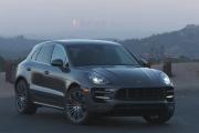 The New 2017 Porsche Macan Base Trim