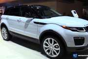 Latest Range Rover Evoque Convertible Brings Excellence On-road Performance, Off-road Capability, Impressive Infotainment