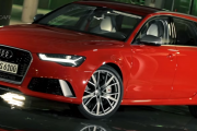 Audi RS6 Avant, Born On The Track, Rolling Extreme Conditions, Result Of Ingenious Technology