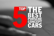 Top 5 Porsche Concept Cars [VIDEO]