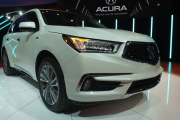 The 2017 Acura MDX Sport Hybrid