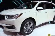 2017 Acura MDX Sport Hybrid: Extravagantly Luxurious