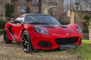 The Lotus Elise Sprint Edition