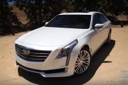 Cadillac CT6; Innovatively Engineered Sedan