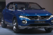 The Volkswagen T-Roc Concept SUV