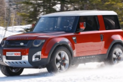 2018 Land Rover Defender Updates, Release Date: Aluminum-intensive Unibody SUV With Powerful Engine Performances