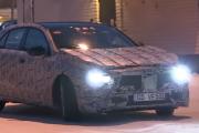 2018 Mercedez-Benz A-Class Compact Hatch Spy Shot