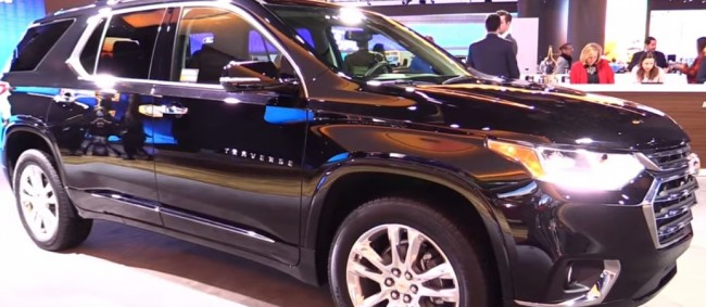 2018 Chevrolet Traverse: Refreshing or Revolting?