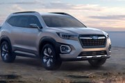 2018 Subaru Ascent: Will This Be the Tribeca Replacement?