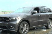 2017 Dodge Durango GT AWD Test Drive Video Review