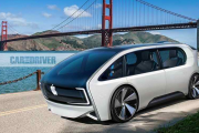 2020 Apple iMaybe, iMove Concept; Revolutionizing The Automotive World