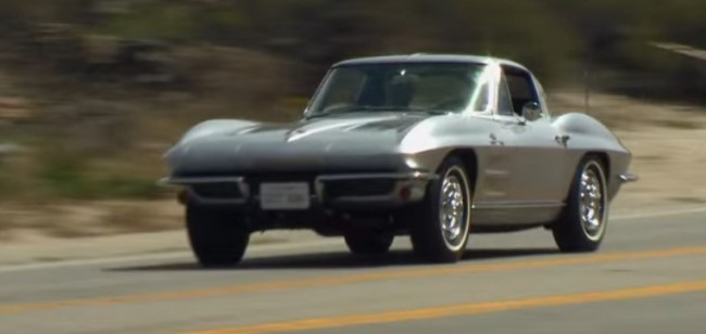 The 1963 Chevrolet Corvette Sting Ray Coupe is Unbelievable!