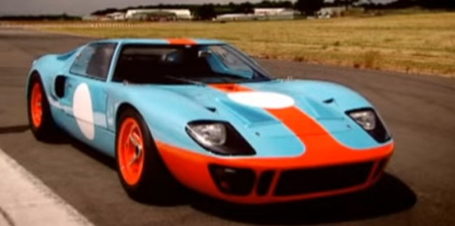 The Ford GT40 is a Legendary Supercar and One of the Most Collectible Classics Ever