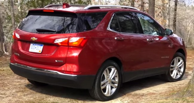 2018 Chevrolet Equinox Could Pose a Huge Threat to the Toyota RAV4 and Honda CR-V
