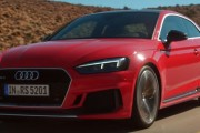 2018 Audi RS5 Coupe video debut