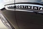 All-New Head-Up Display on the Lincoln Continental