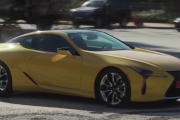 2018 Lexus LC 500 first drive