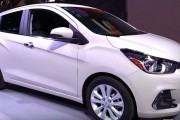2016 Chevrolet Spark LT - Exterior and Interior Walkaround - Debut at 2015 New York Auto Show