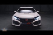 2017 Honda Civic Type R Makes Debut in Los Angeles