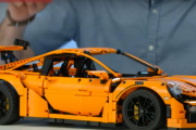 Porsche 911 GT3 RS - LEGO Technic - Designer Video 42056