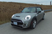 The 2017 Mini Cooper S Convertible