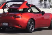 2017 Mazda MX-5 Miata RF: The Practical Porsche