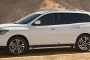 2017 Nissan Pathfinder Overview (Full-Length)