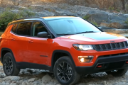 New 2017 Jeep Compass Slowly Rolling out to Dealers