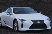 2018 Lexus LC 500: A Bold Mix of Luxury and Panache
