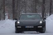 The 2019 Porsche 911 Spied