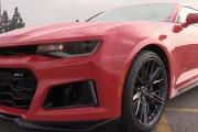 2017 Chevrolet Camaro ZL1 Road/Track Test & In Depth Review