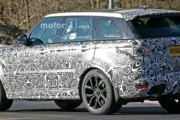 2018 Range Rover Sport Spotted?