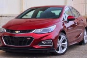 2017 Chevrolet Cruze Diesel: Amazing Fuel Economy, Perfect for Road Trips!