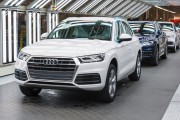 2017 Audi Q5 - PRODUCTION