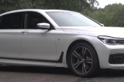 BMW 7 Series 2017 review