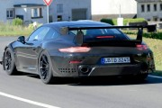2018 Porsche 911 GT2 RS Spied Testing on the Nurburgring, Nordschleife! 1