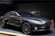 2019 Aston Martin DBX