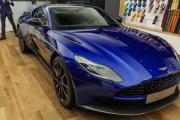 Aston Martin DB11 by Q 2017 Geneva Motor Show Auto Focus  Auto Focus