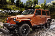 2018 Jeep Wrangler JL Leaked Images & News